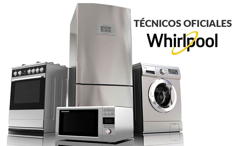 Técnicos oficiales whirlpool